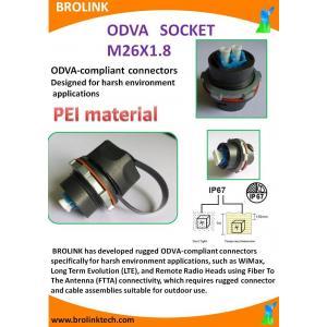 ODVA   SOCKET M26X1.8